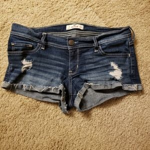 Hollister sz 11 30 waist shorts